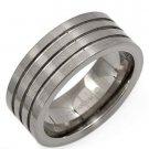 Titanium Gent's Ring