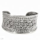 Attractive Bracelet Well Made in Solid 925 Sterling Silver