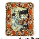 """""""MICHAEL HERO"""" Terracotta Exotic Journeys Frame"""