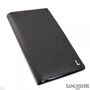 New LANCASTER Billfold/Credit Card Holder w/Diamonds