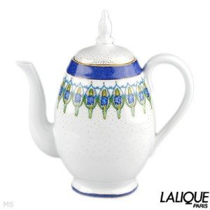 Authentic LALIQUE Verseuse Lupins Collection