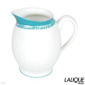 Authentic LALIQUE Cremier Bleu Merles Collection