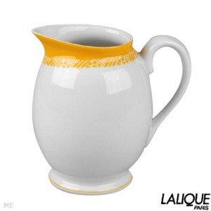Authentic LALIQUE Cremier Jaune Merles Collection