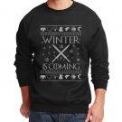 Game of Thrones - Winter is Coming Men's Sweater Sweatshirts Jumper Xmas Gift