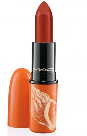 MAC Thrills TO THE BEACH Lipstick AUTHENTIC NIB