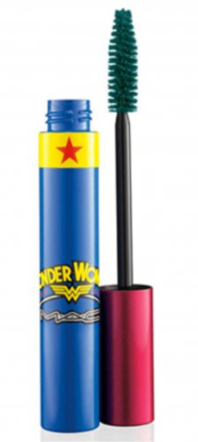 MAC Army Of Amazons (green) WONDER WOMAN Opulash Mascara AUTHENTIC
