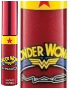 MAC Wonder Woman (red) WONDER WOMAN Lip Glass  Jumbo AUTHENTIC