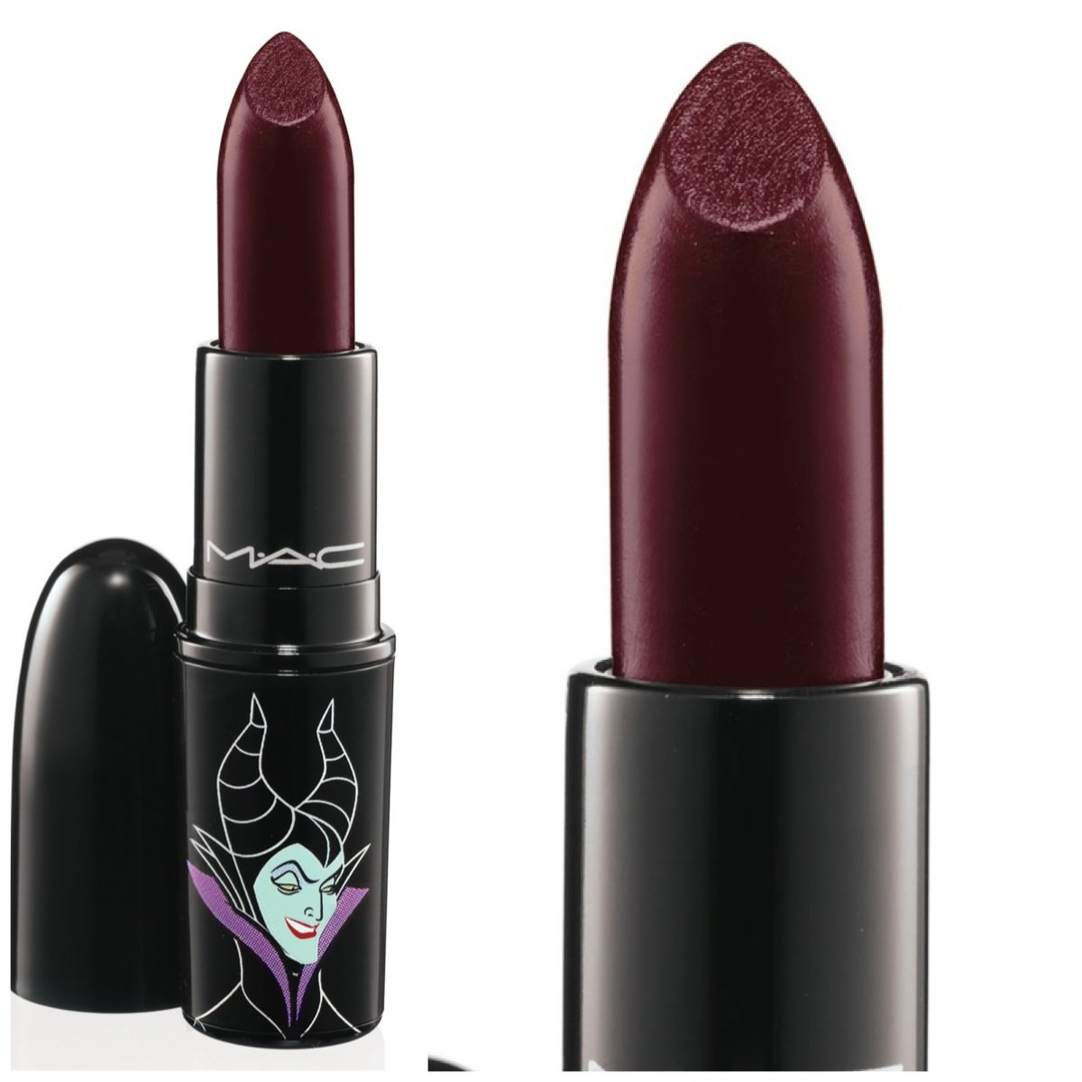MAC Dark Deed VENOMOUS VILLAINS Maleficent Amplified ...