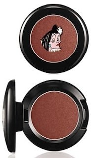 MAC CRUELLA: DE-VIL VENOMOUS VILLAINS Eyeshadow AUTHENTIC NIB