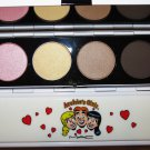 MAC BETTY--CARAMEL SUNDAE Archie's Girls EYESHADOW QUAD PALETTE AUTHENTIC NEW IN BOX