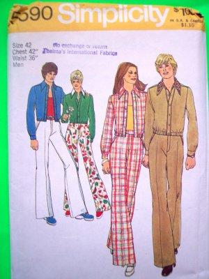 MENS PATTERNS at Klassic Line Vintage Clothing & Costume : Page 1