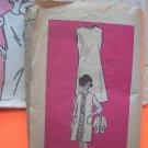 60's Mod Vintage Anne Adams Dress B 35 Sz 12 1/2 Jacket Retro Mail Order Sewing Pattern 9010