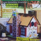 Plastic Canvas Patterns Magazine # 21 July August 1992 Southwestern Jewelry Aztec Urn Gift Set