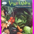 1950s Vintage Good Housekeeping Cook Book of  Vegetables Cookbook Veggies Country Recipes