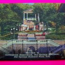 1940s Government Reservation Hot Springs Mountain National Park  Ark  Arkansas Postcard Picture