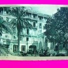 Vintage Postcard Hotel Balmoral Menton Building Paris Unused Antique