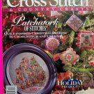Better Homes and Gardens Cross Stitch & Country Crafts Pattern Magazine 32 Holiday Christmas