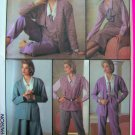 80s Vintage Go Everywhere Clothing Wardrobe Sz 10 12 14 Sewing Pattern Simplicity 7080