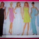 Misses Formal Evening Gown Party Dress 6 8 10 Sewing Pattern 4882