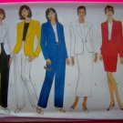 Misses Career Suit Separates 6 8 10 Butterick Sewing Pattern 4884