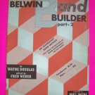 Vintage 1950s Clarinet Music Song Book Belwin Elementary Band Builder # 2