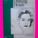How to Draw and Paint Heads Book Portraits & Figures Foster Learn to Draw Peoples Faces Art
