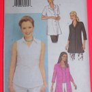 Easy Shirt or Tank Top Loose or Fitted Blouse 14 16 18 Sewing Pattern 3388 1 Penny USA Shipping