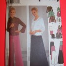 Hostess Evening Camisole Tops Pants Maxi Skirt 8 10 12 14 Sewing Pattern 5725
