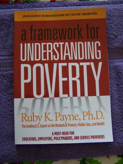 College Textbook A Framework for Understanding Poverty Payne ISBN 978 1 929229 48 2