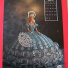 Annie's Crochet Barbie Gown Dress Bonnet Parasol Crocheting Pattern 1991 April