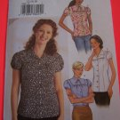 Butterick Sewing Pattern 3766 Misses Blouse Sz 12 14 16 Shirt $1 USA Shipping