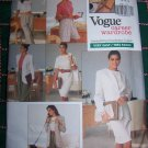 Uncut Vintage Vogue Sewing Pattern 2245 Sizes 18 20 22 Jacket Dress Top Shorts Pants