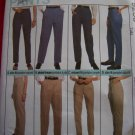 Misses Trousers Pants Jeans Dress Slacks Sz 18 McCalls Sewing Pattern 9233