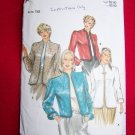 Free Sewing Pattern Instructions Butterick 3972 Misses Jacket USA only