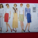 Misses 14 16 18 Classic Skirts Fitted Slim Tapered A Line Sewing Pattern 5317 US Penny S&H