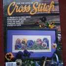 For the Love of Cross Stitch Pattern Magazine March 1996