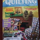 Quilting Today # 77 Back Issue Pattern Magazine 10 Quilt Patterns