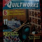 Quiltworks Quilting Pattern Magazine # 75 Sept 2001 Quilt Patterns