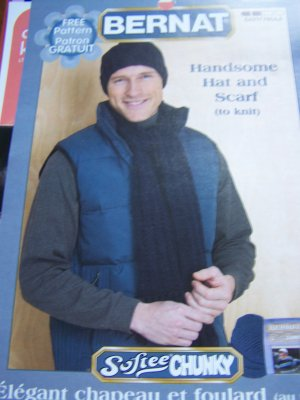 Knitting Patterns for Men from KnitPicks.com
