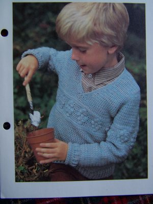 Ravelry: Little Girl's Sweater Dress pattern by Phyllis Serbes