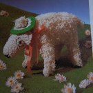 Vintage Stuffed Animal Crochet Pattern Seamus O' Sheep USA 1 Cent Shipping