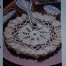 Vintage Crochet Patterns Doily Fluted Edge and Picot Edging 1 Cent S&H