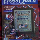Vintage Cross Stitch Patterns Magazine Cross Quick Aug Sep 1988