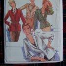 Vintage Sewing Pattern Butterick 6466 Jacket Blazer Suit Misses Bust 36