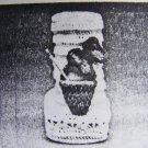 USA 1 Cent S&H Vintage Crochet Pattern Drew's Drawer Baskets & Butterflies Kitchen Blender Cover