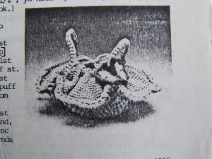 Free Crocheting Patterns: Crochet Bun Cover