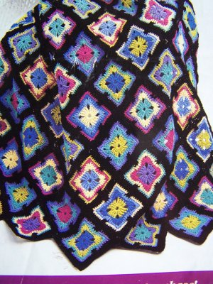 Free Red Heart Crochet Afghan Patterns | Learn to Crochet