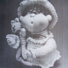USA 1 Cent Shipping Vintage Crochet Momo Girl Doll Clothes Teddy Bear
