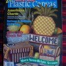 Quick & Easy Plastic Canvas # 48 Magazine 26 Patterns June July 1997