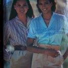 1 Cent USA S&H Misses Vintage Blouse Sz 14 Sewing Pattern 6643